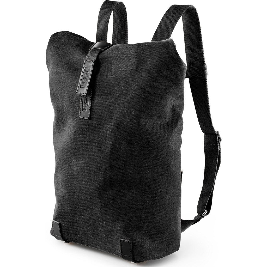 Brooks England Pickwick 12L Small Day Backpack | Black/Black
