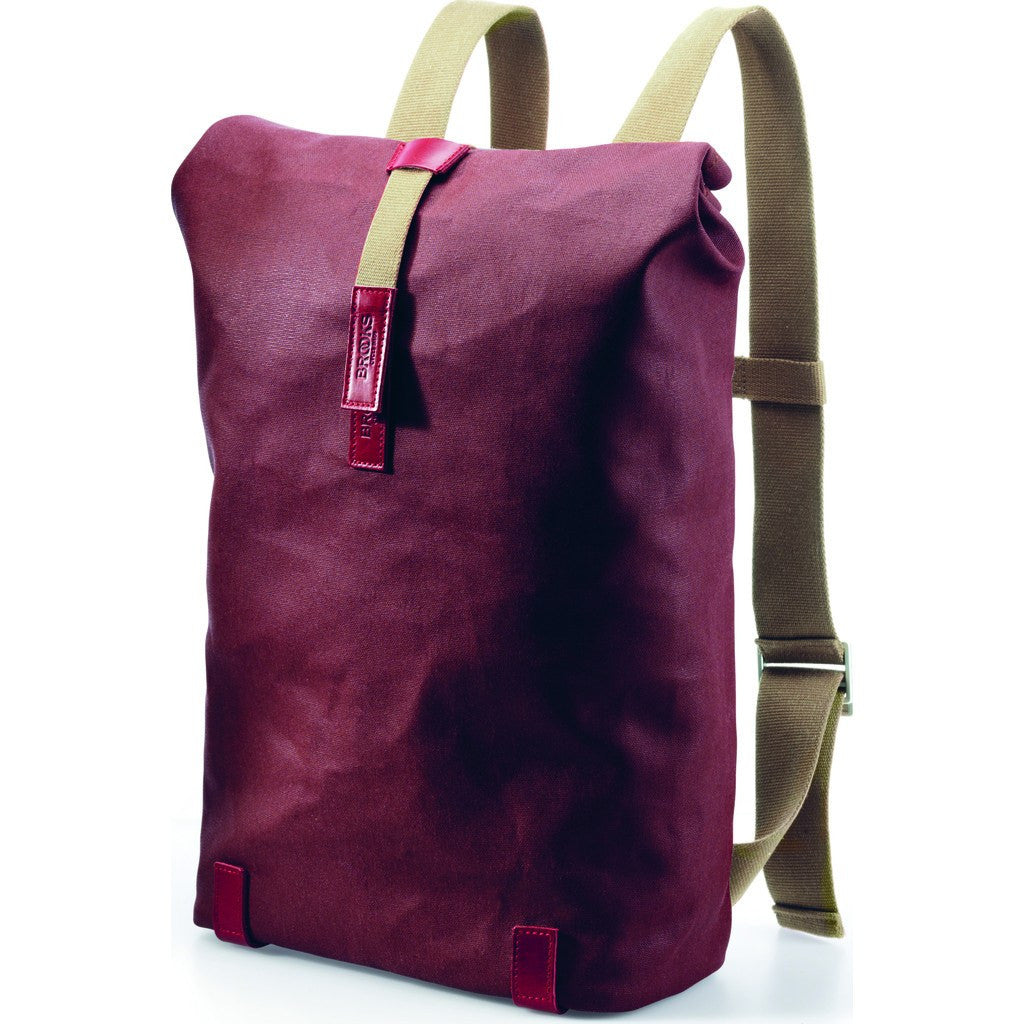 Brooks England Pickwick Large Backpack | Chianti/Maroon BB043A07268