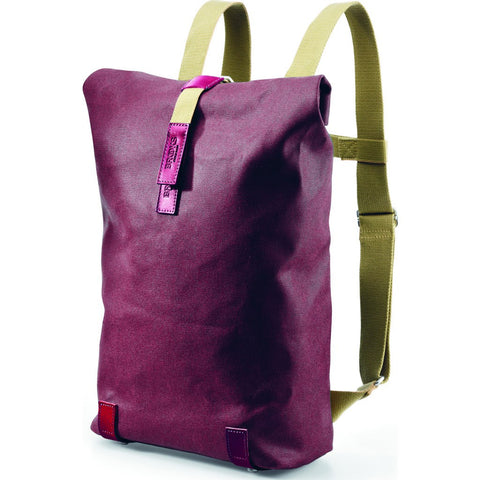 Brooks England Pickwick Small Backpack | Chianti/Maroon BB022A07268