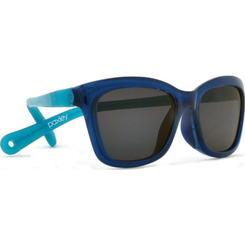 Paxley Pico Kids Sunglasses | Blue Ages 0-2 PD2 Blue/Cyan
