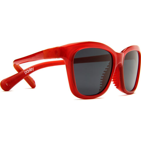Paxley Pico Kids Sunglasses | Red Ages 0-2 P2 Red