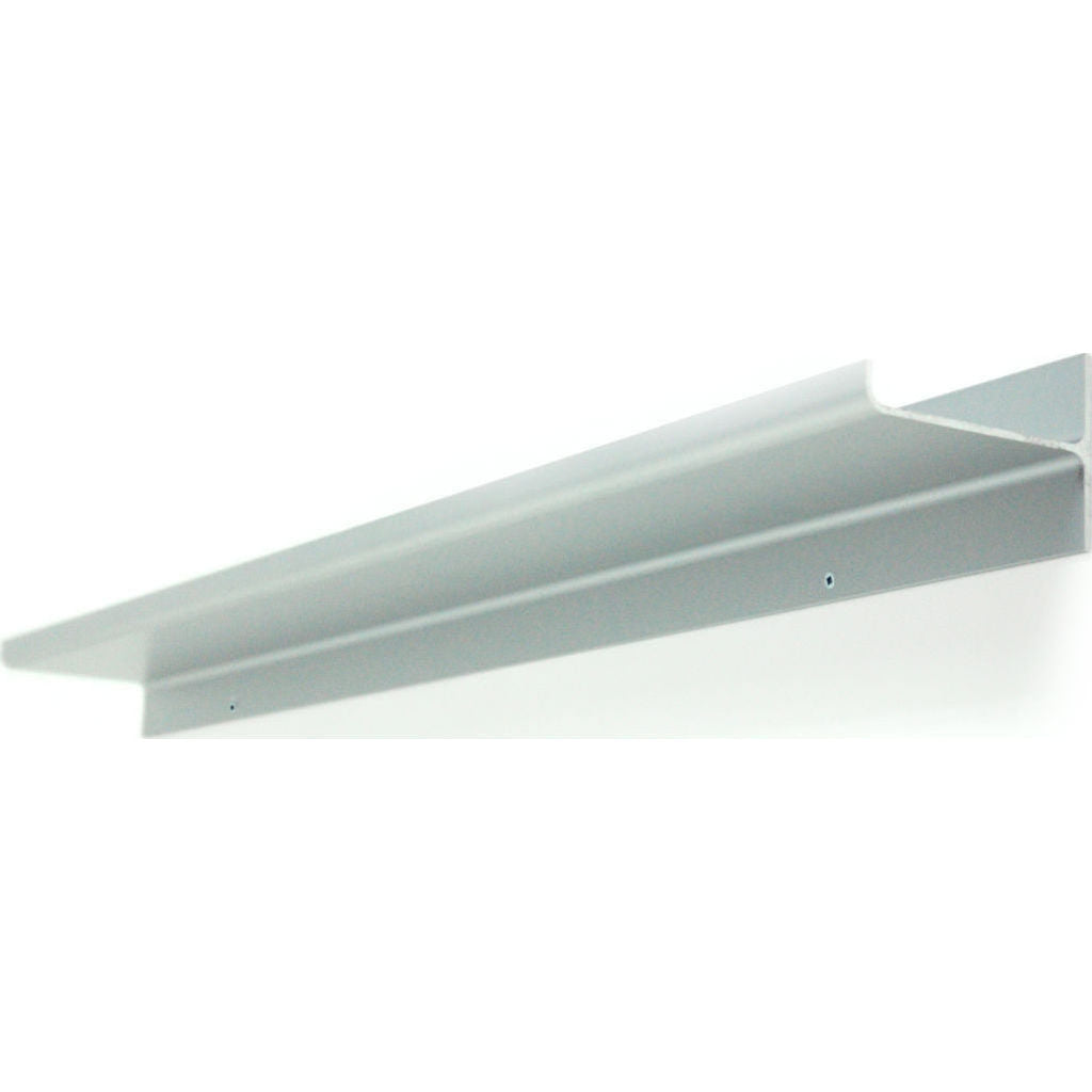 Gus* Modern Picture Rail Shelf | Stainless Steel