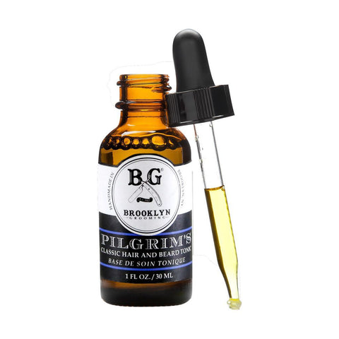 Brooklyn Grooming Pilgrim's Classic Tonic | Hair & Beard PG001