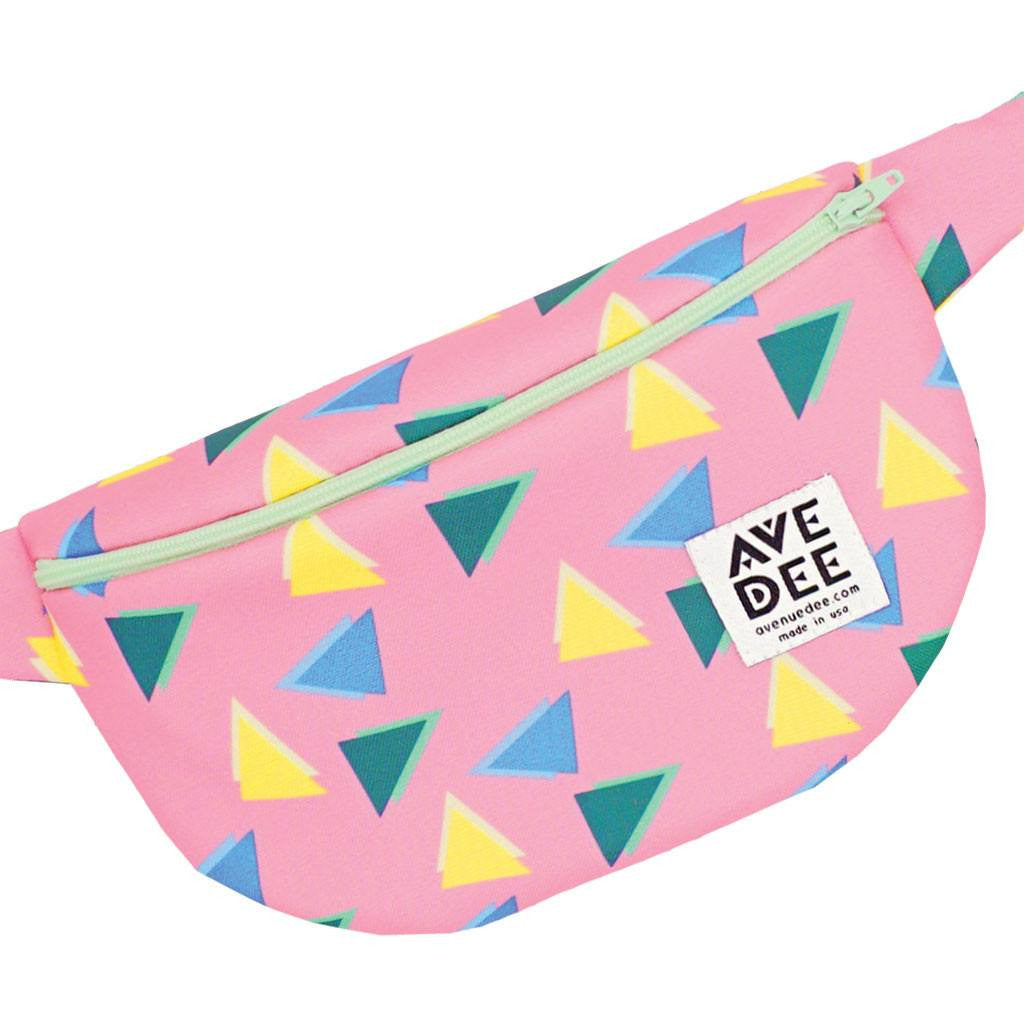 Avenue Dee Fanny Pack | Pink Swatchy 10085