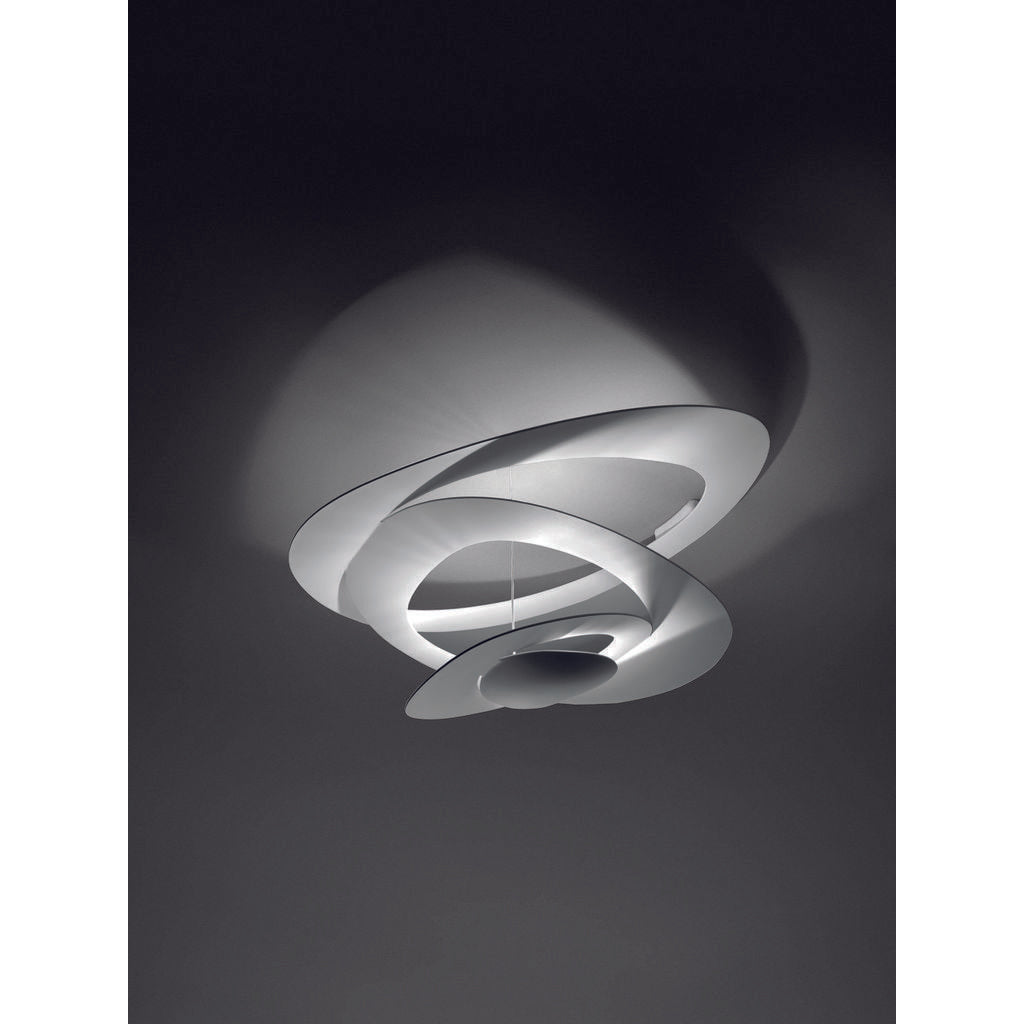 Artemide Pirce LED Ceiling Lamp | White