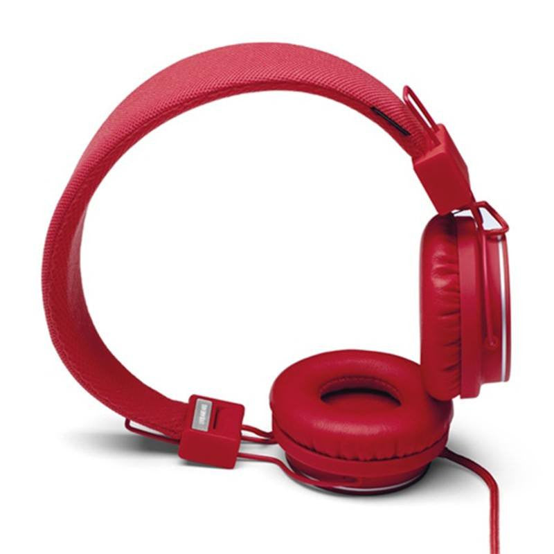 UrbanEars Plattan On-Ear Headphones | Tomato