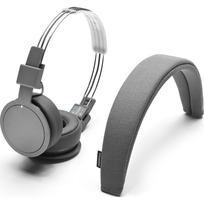 UrbanEars Plattan ADV Wireless On-Ear Headphones | Dark Grey