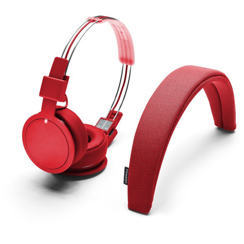 UrbanEars Plattan ADV On-Ear Headphones | Tomato