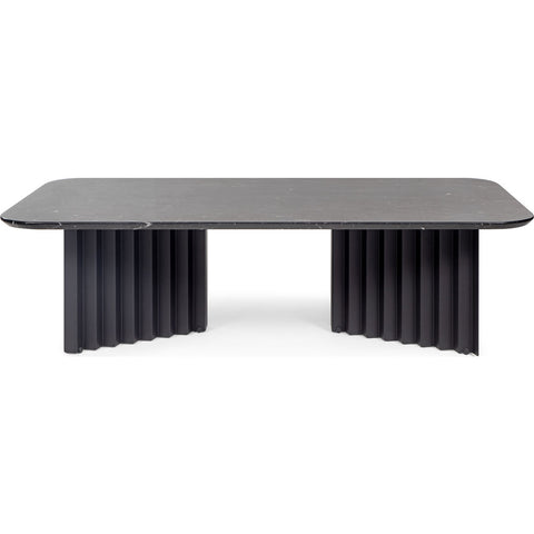 RS Barcelona Large Plec Table | Marble/Black