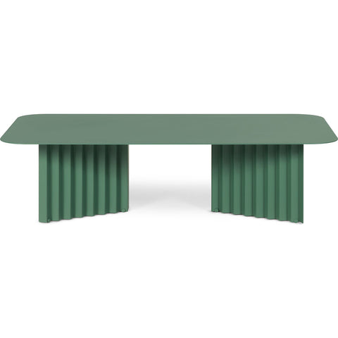 RS Barcelona Large Plec Table | Metal/Green