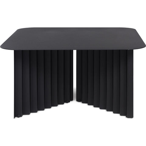 RS Barcelona Medium Plec Table | Metal/Black
