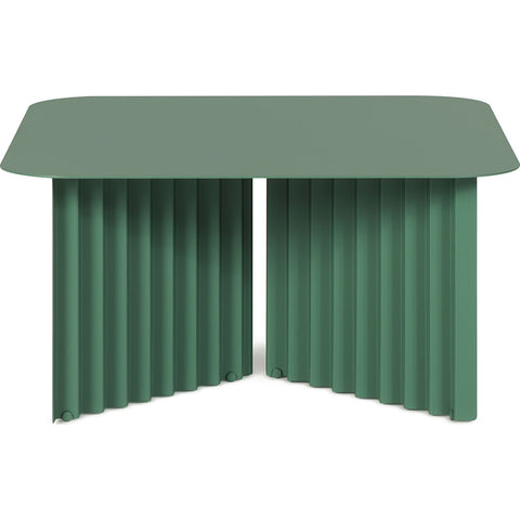 RS Barcelona Medium Plec Table | Metal/Green