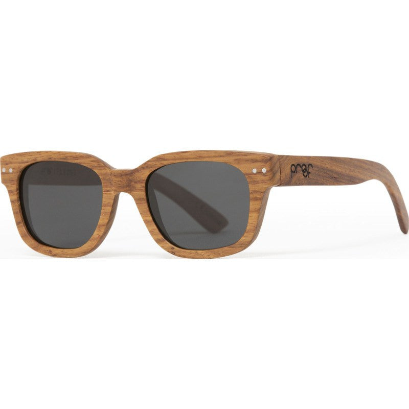 Proof Pledge Lace Wood Sunglasses | Polarized Lens