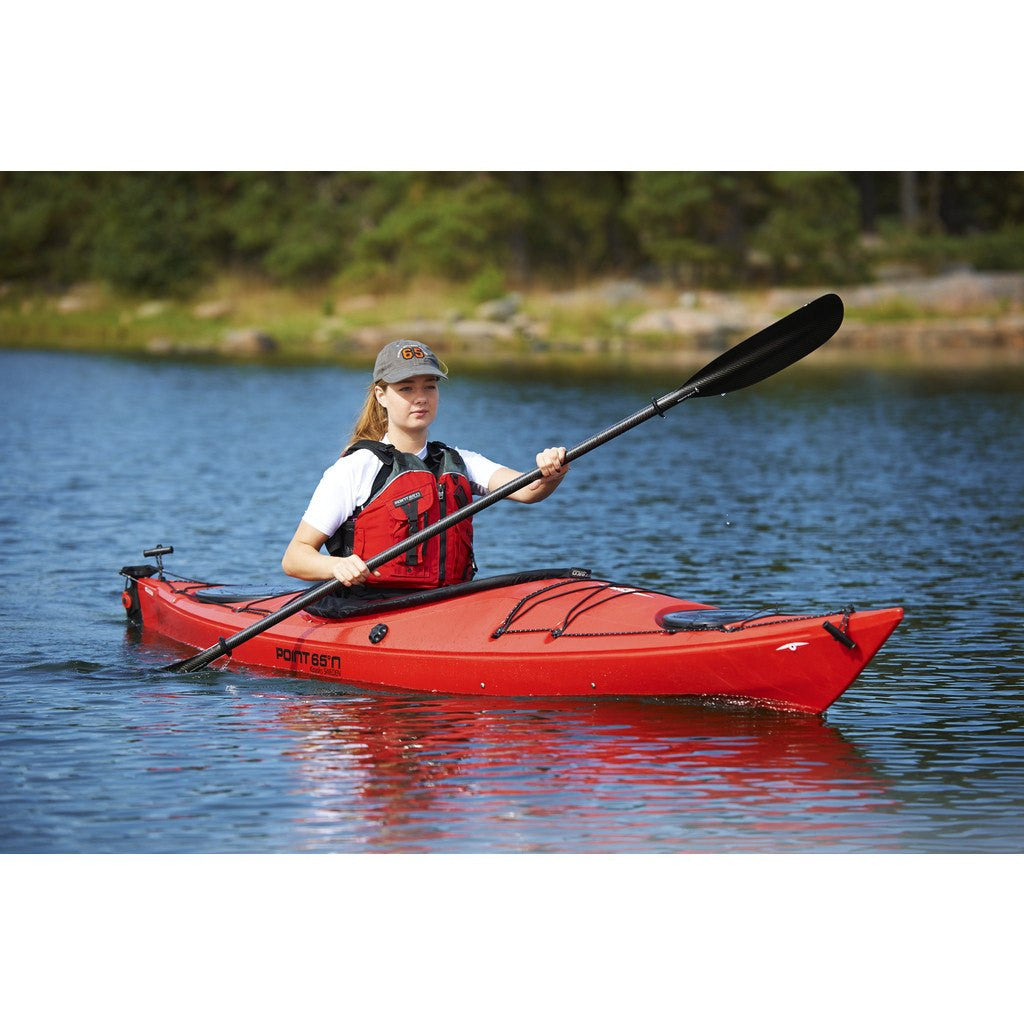 Point 65 XO11 GTE Skeg Kayak | Red