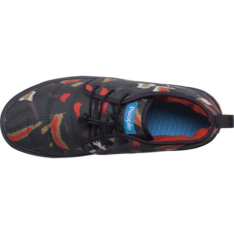People Footwear Cypress Puffy Shoes | Treetop Camo NC08-019