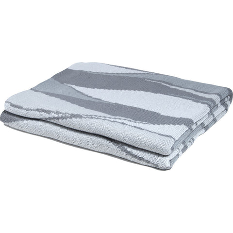 in2green Poly Breakers Eco Throw | Storm/Stone/White - Poly-BR07