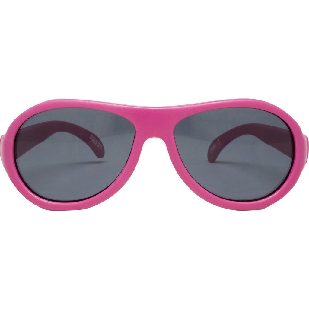 Babiators Popstar Pink Sunglasses | Ages 0-3 / Ages 3-7+