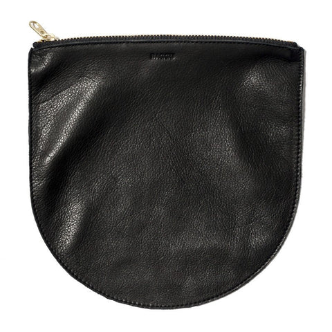 Baggu Leather Pouch | Black