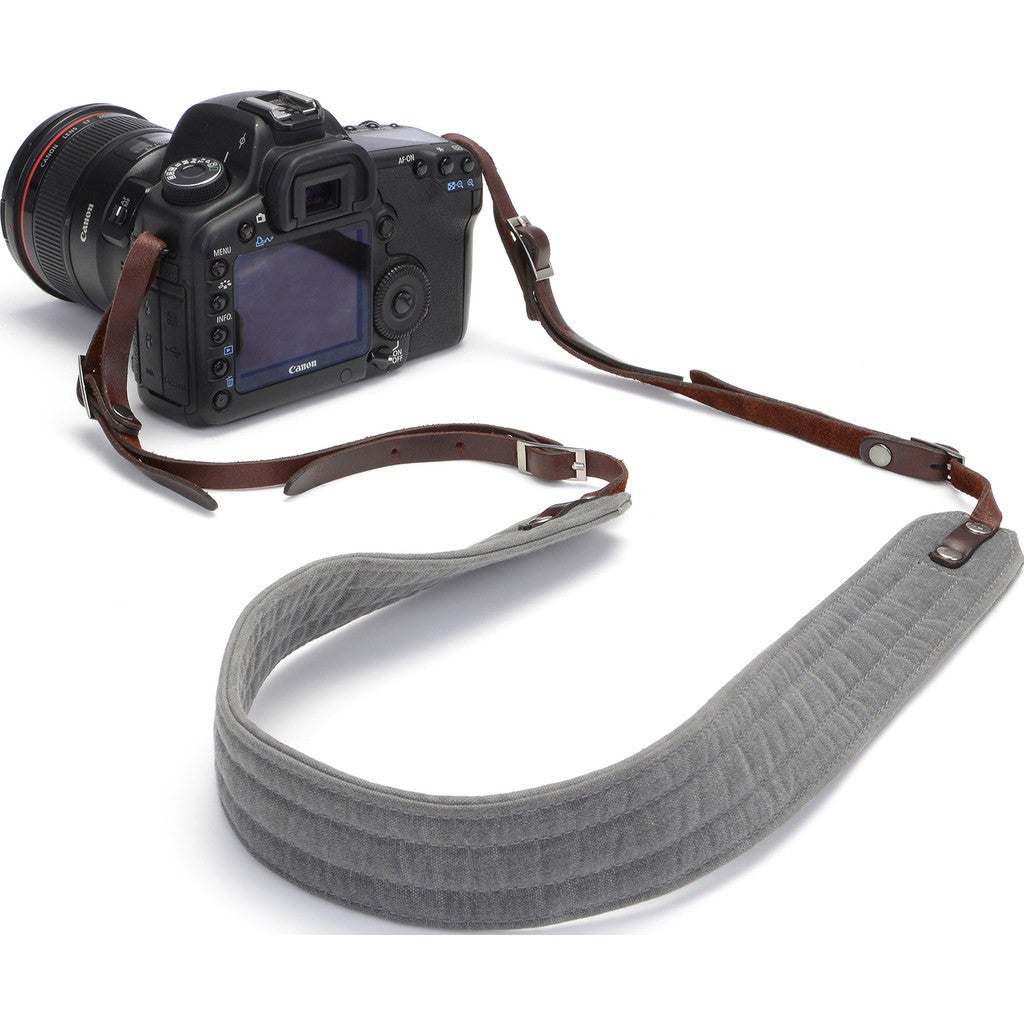 ONA Presidio Camera Strap | Smoke ONA5-023GR
