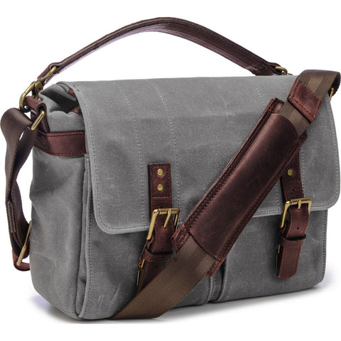 ONA Prince Street Camera Messenger Bag | Smoke ONA5-024GR