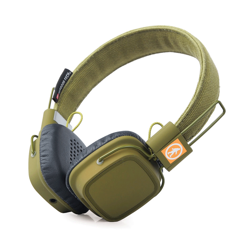 Outdoor Technology Privates Wireless Headphones | Army Green