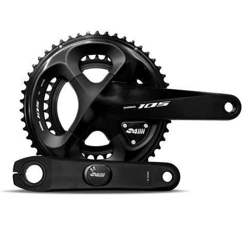 4iiii Dual Side Ride Ready Precision Pro Powermeter | 105 FC-R7000 w/ PMD-100