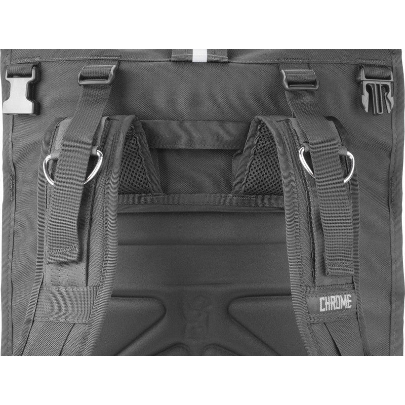 Chrome Pro Barrage Cargo Backpack | Black/Black