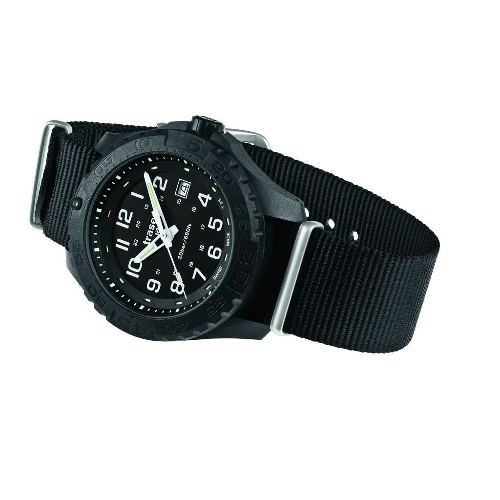 Traser H3 Outdoor Pioneer Watch Rubber Strap 102904