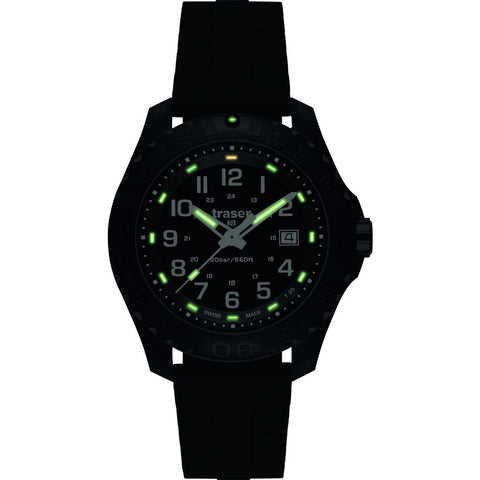 Traser H3 Outdoor Pioneer Watch | Silicone Strap/safety 107100