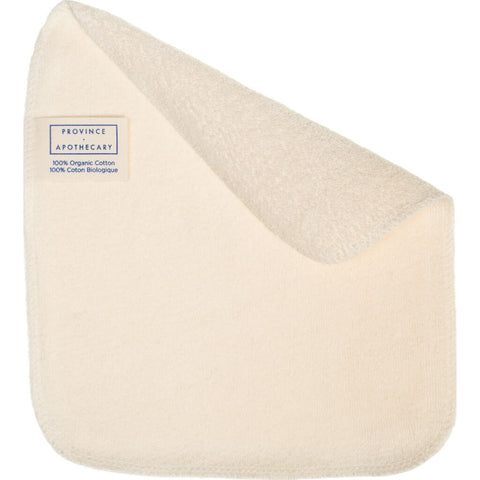 Province Apothecary Organic Cotton Face Cloths