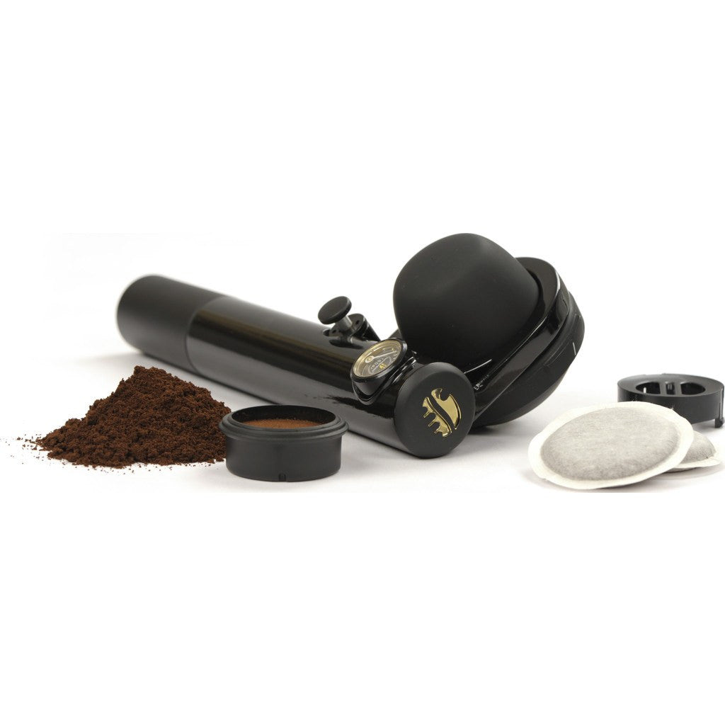 Handpresso Wild Hybrid Manual Espresso Maker | Black HPWILDHybrid Manual
