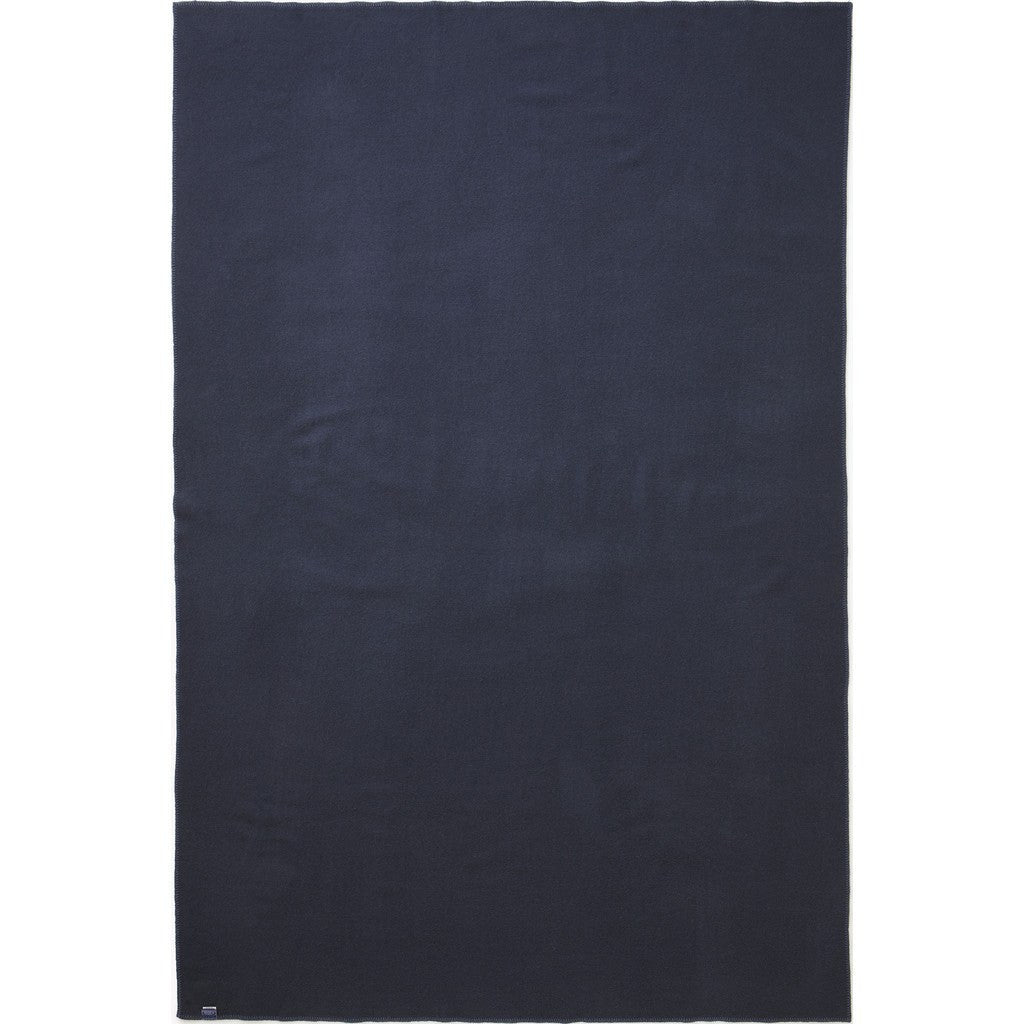 Faribault Pure & Simple Wool Blanket | India Ink 11991 Twin/11984 Queen/11977 King