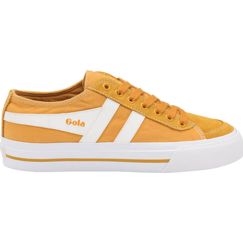 Gola Kids Quota II Sneakers | Sun/White- CKA667