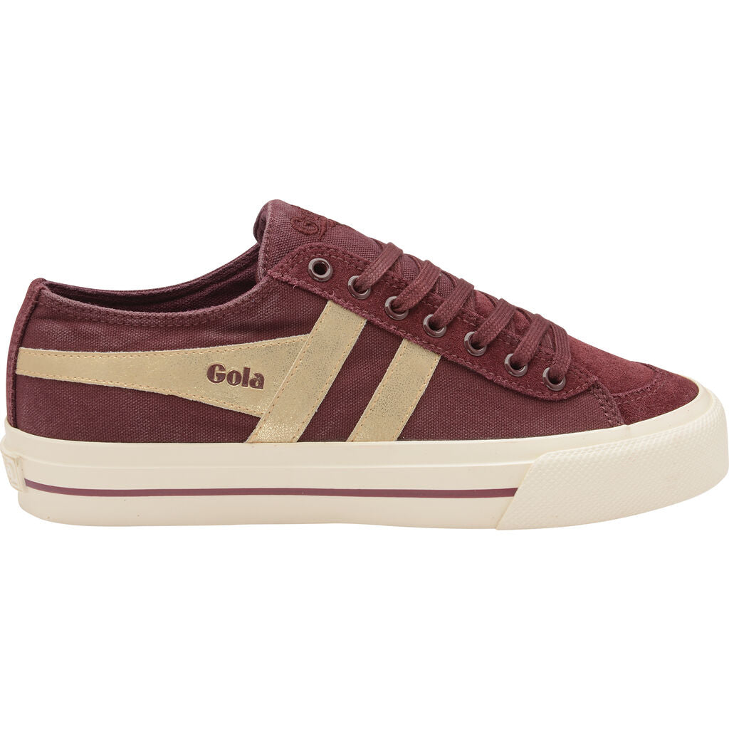 Gola Women's Quota II Mirror Sneakers