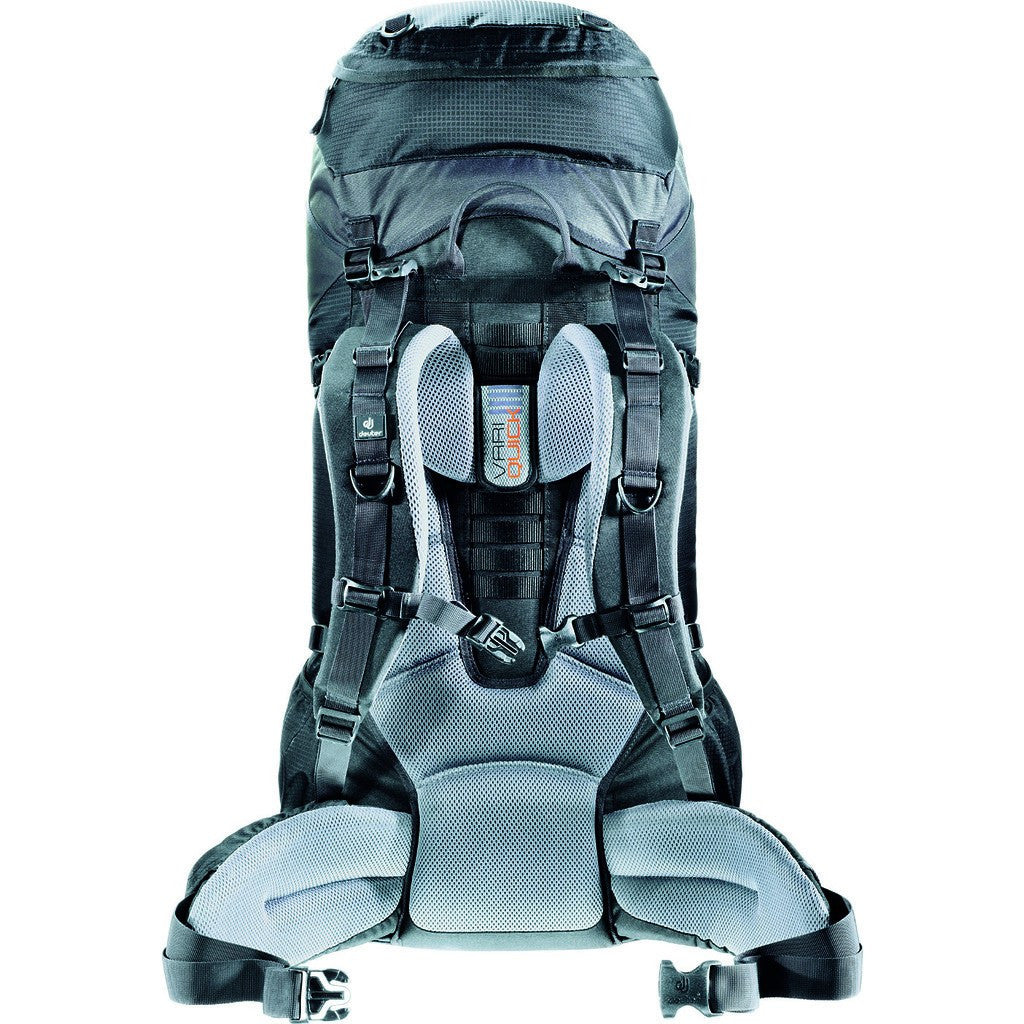 Deuter Quantum 70L Travel Backback | Black/Silver 3510415 74000