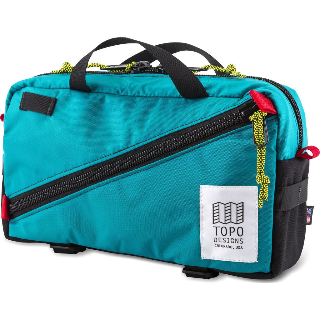 Topo Designs Quick Pack | Olive/Black