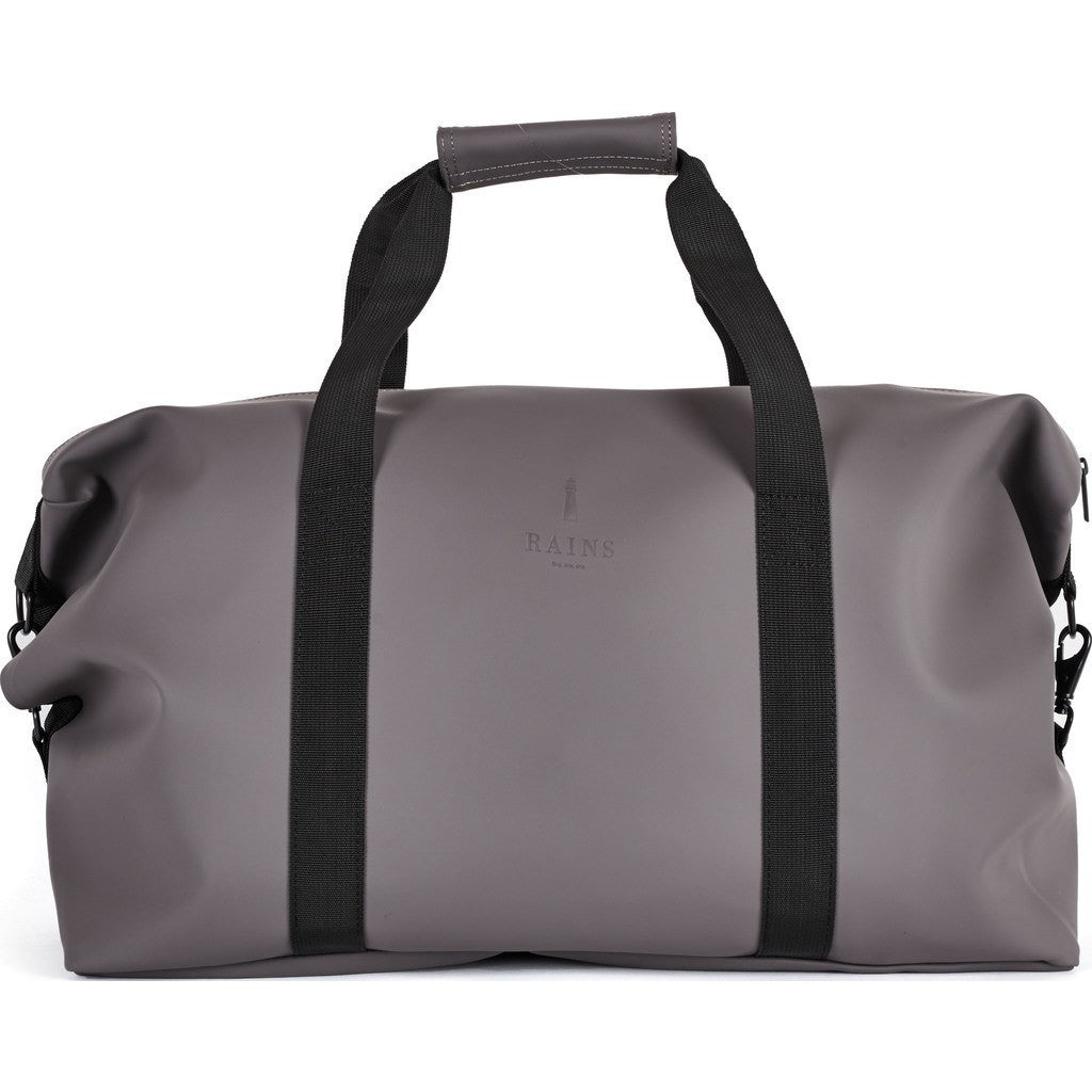 RAINS Waterproof Duffel Bag Smoke 1205