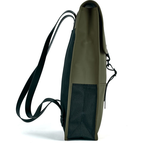 RAINS Waterproof Backpack | Green 1220
