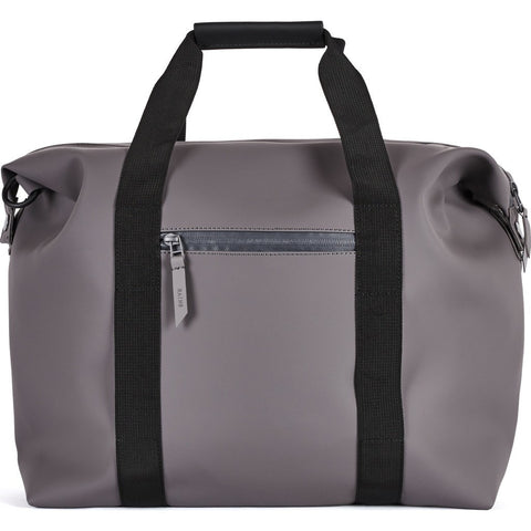RAINS Waterproof Zip Mini Duffel Bag | Smoke 1281