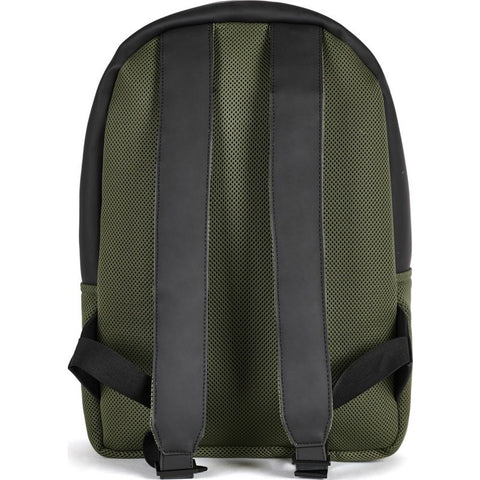 RAINS Waterproof Mesh Backpack | Green