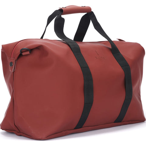 RAINS Waterproof Weekend Bag | Scarlet 1286