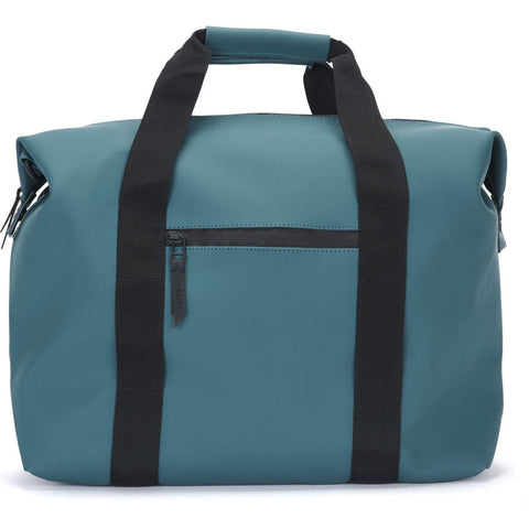 RAINS Waterproof Zip Mini Duffel Bag | Dark Teal 128140