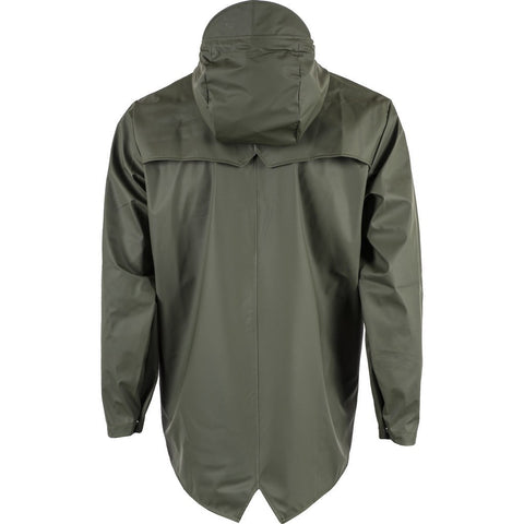 RAINS Waterproof Jacket | Green 1201 M/L