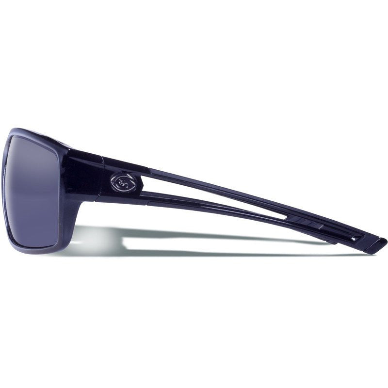 Gargoyles Rampart Black Sunglasses | Smoke