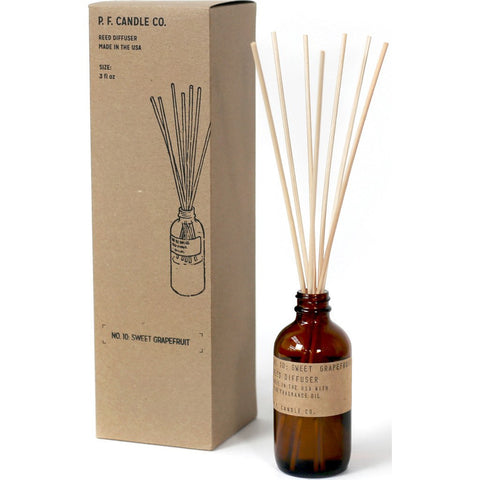 P.F. Candle Co. Reed Diffuser | Sweet Grapefruit 3 oz RD10