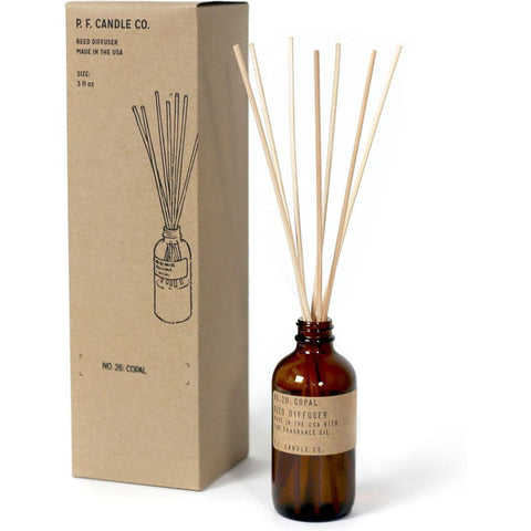 P.F. Candle Co. Reed Diffuser | Copal 3 oz RD26