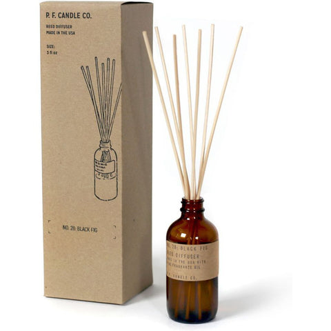 P.F. Candle Co. Reed Diffuser | Black Fig 3 oz RD28