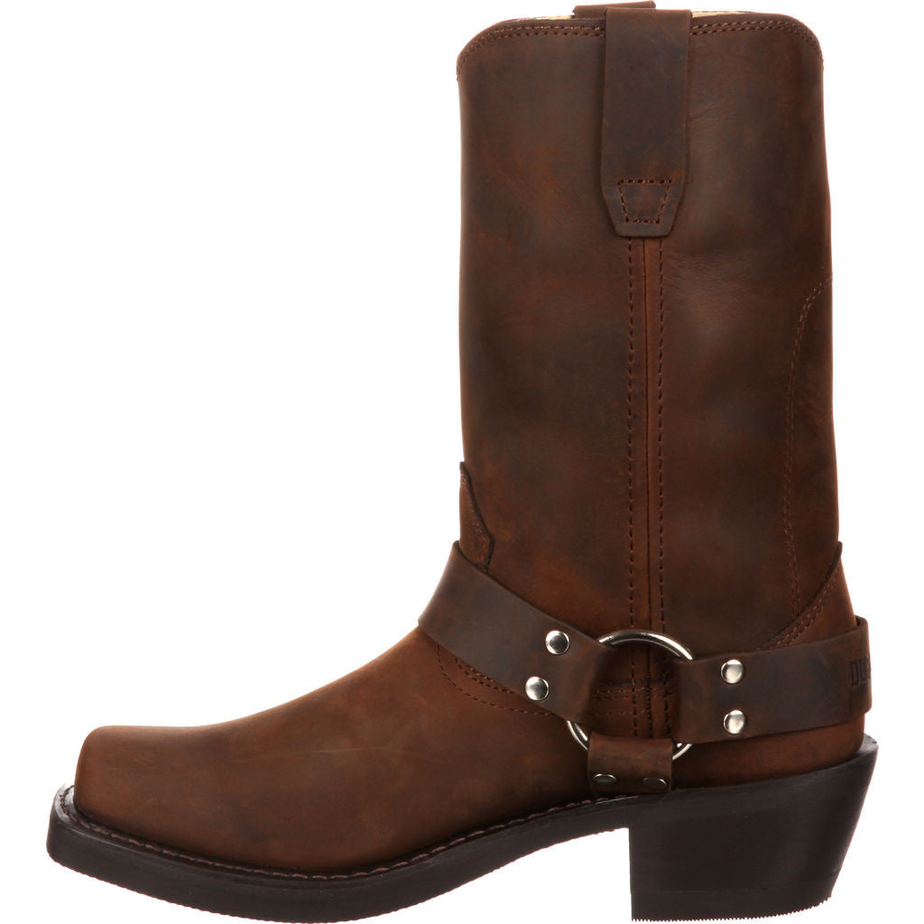 Durango Women's Leather Harness Boots | Brown RD594