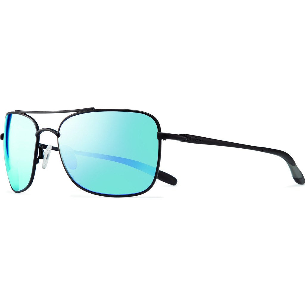 Revo Eyewear Territory Black Sunglasses | Blue Water RE 1034 01 BL
