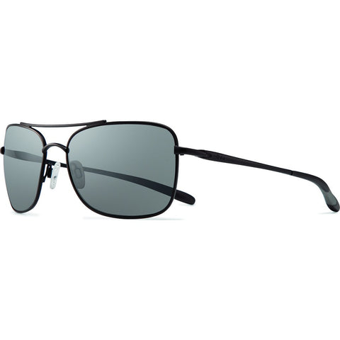 Revo Eyewear Territory Black Sunglasses | Graphite RE 1034 01 GY